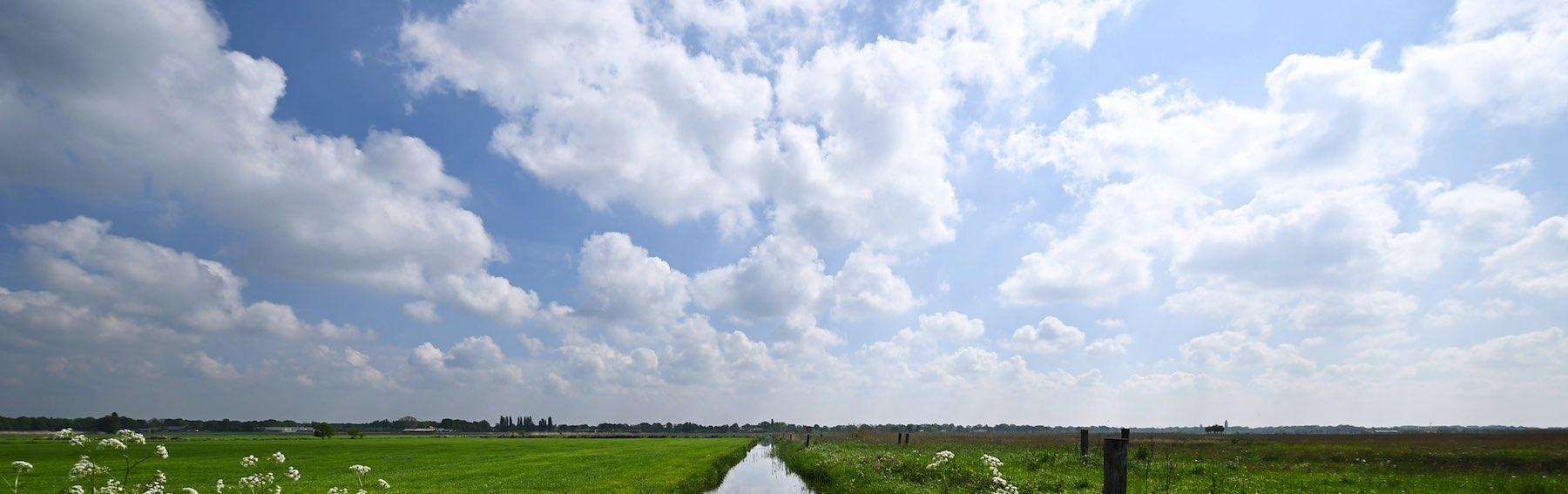 5. Natuurbeelden Wolken