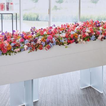 Deken van bloemen