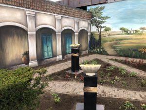 van Gogh-tuin
